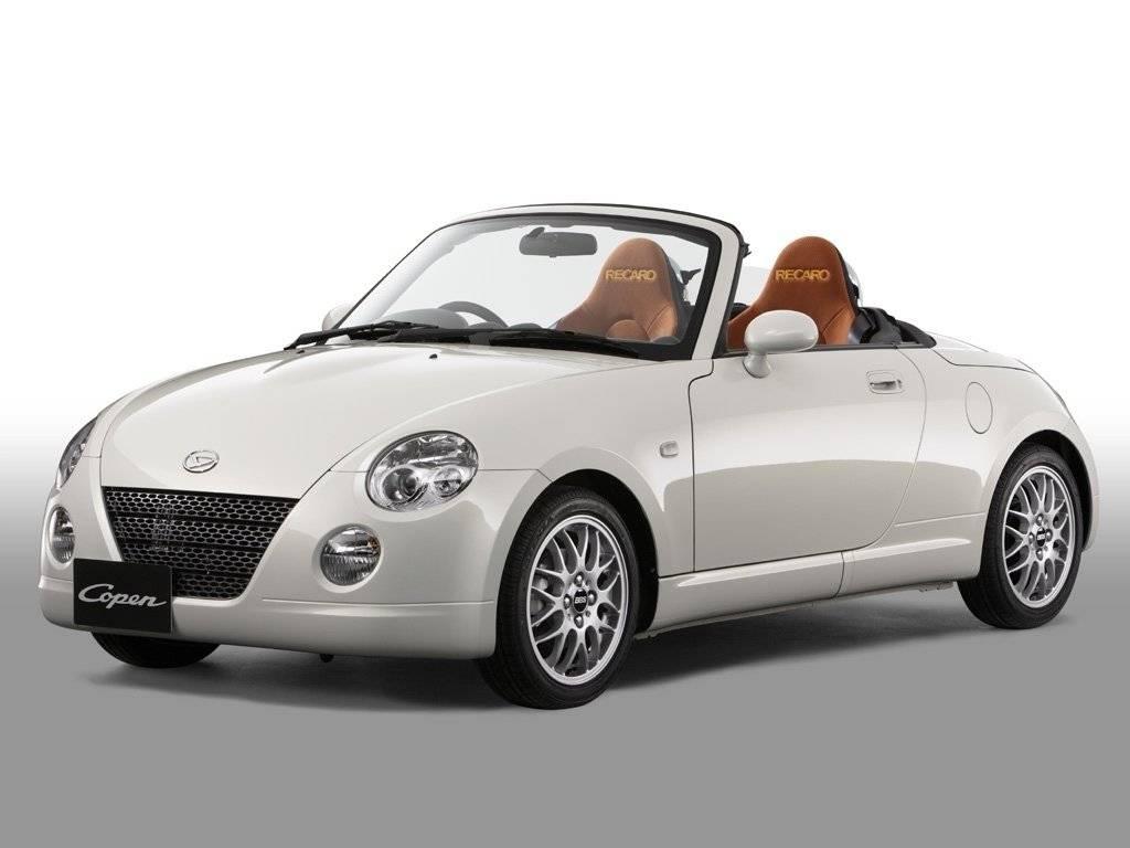Daihatsu de go (дайхатсу би гоу) фото, характеристики, видео