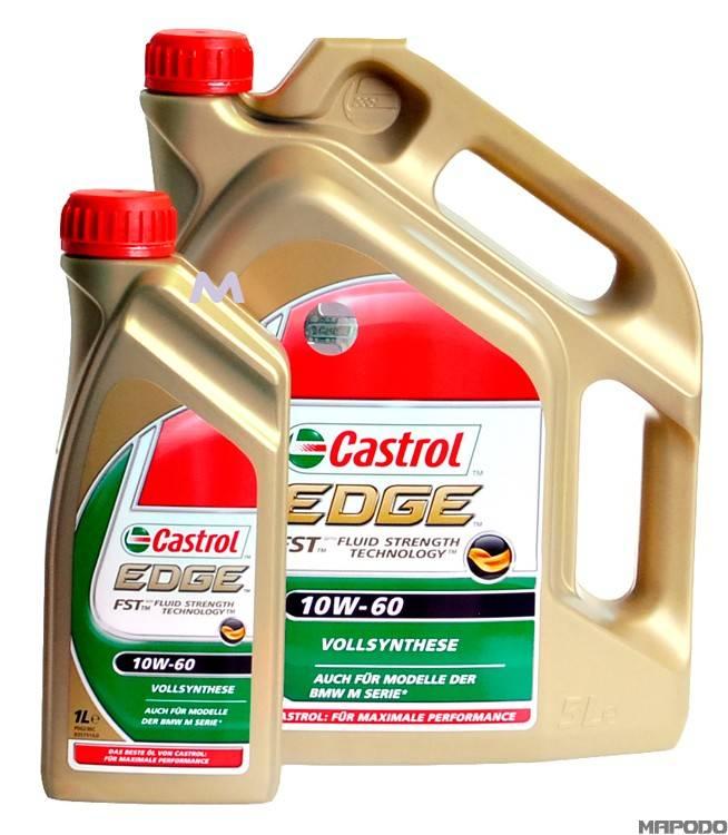 Моторное масло кастрол - его разновидности, особенности и подбор