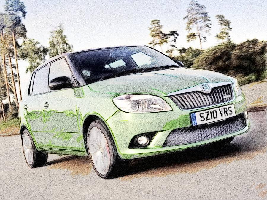 Обзор шкода фабия 2. идеальный бюджетный автомобиль?