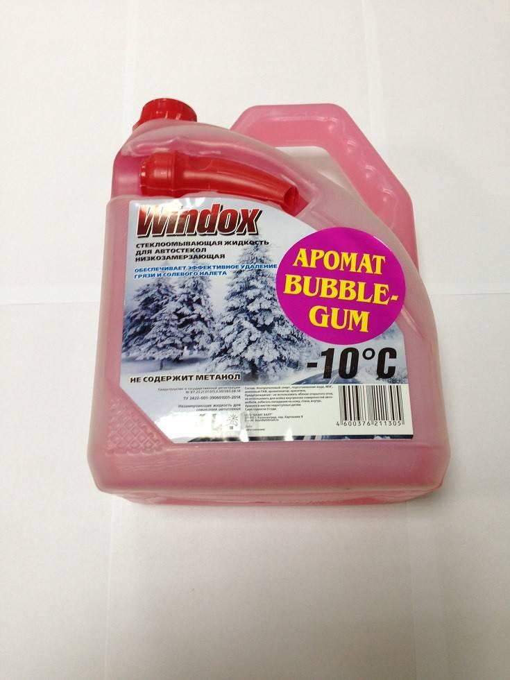 Лучшие жидкости-стеклоочистители для машины ???? avtoshark.com