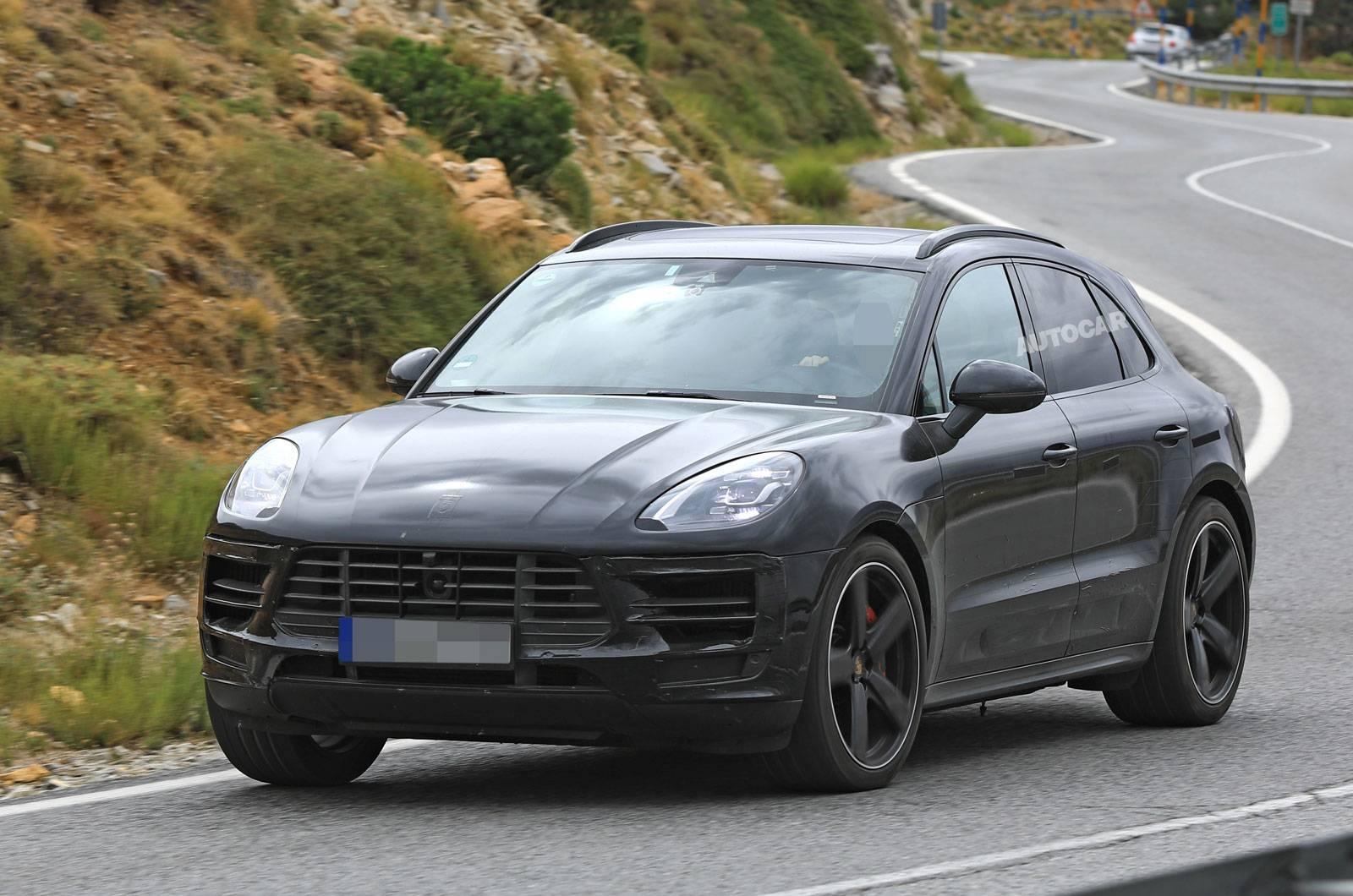 Porsche Macan GTS обновился и стал мощнее