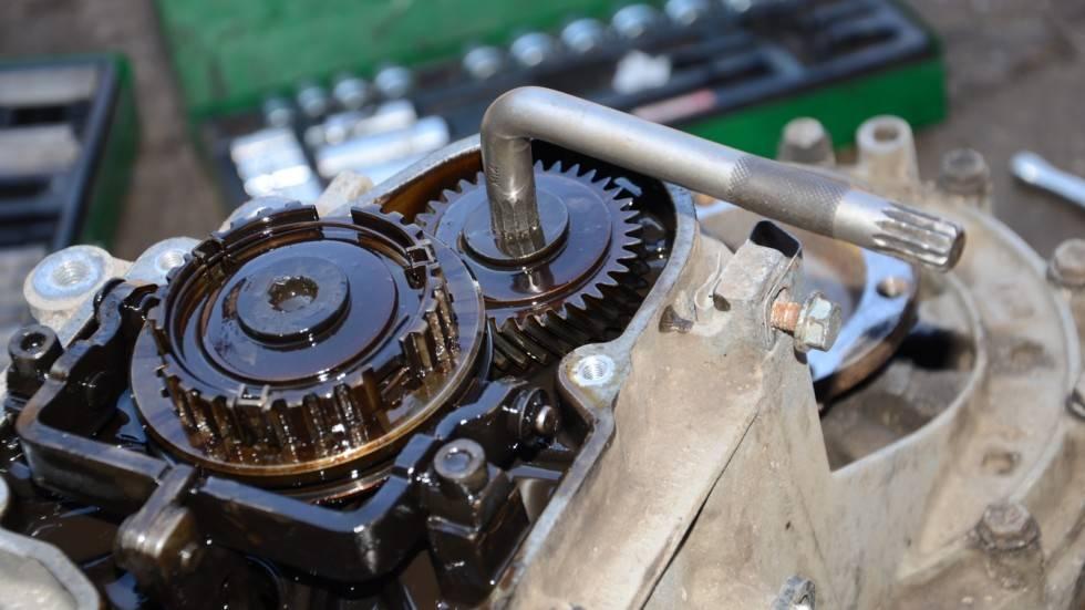 Ремонт мкпп в свао москвы- ремонт и замена механической коробки передач