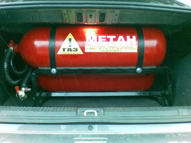 Метан - топливо будущего - альфаскан