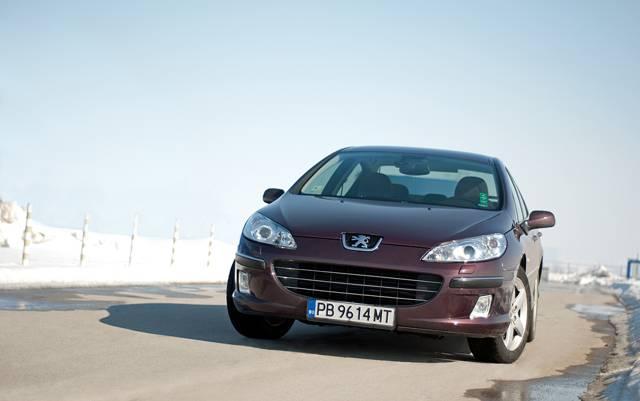 Peugeot 407: полный разбор французской акулы