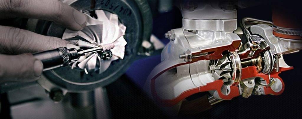 Как отремонтировать турбину своими руками? замена картриджа, замена ремкомплекта турбокомпрессора