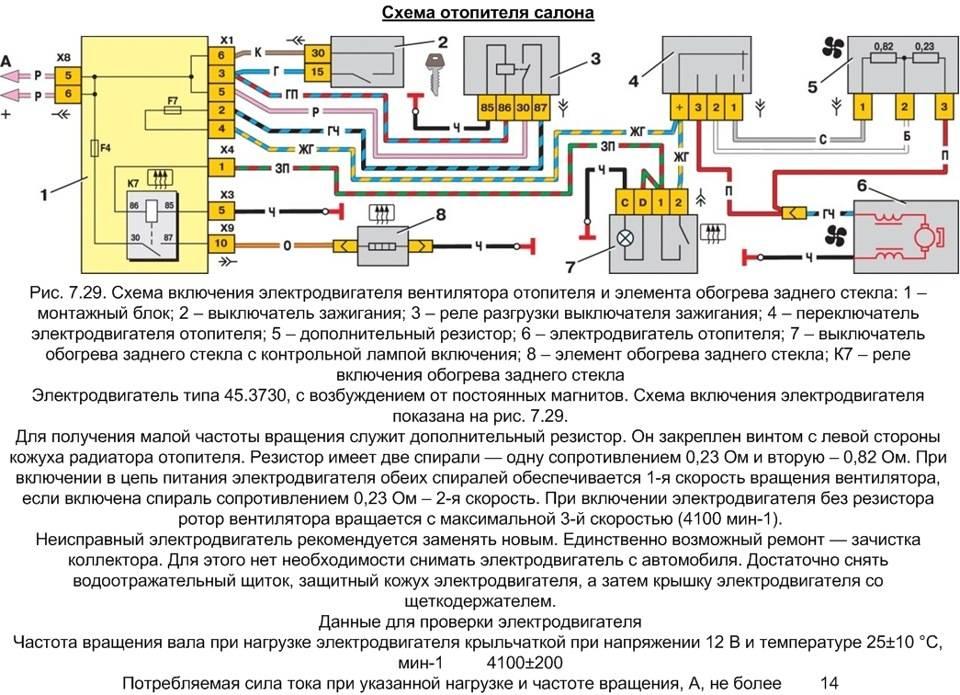 Как работает переменный резистор и схема подключения