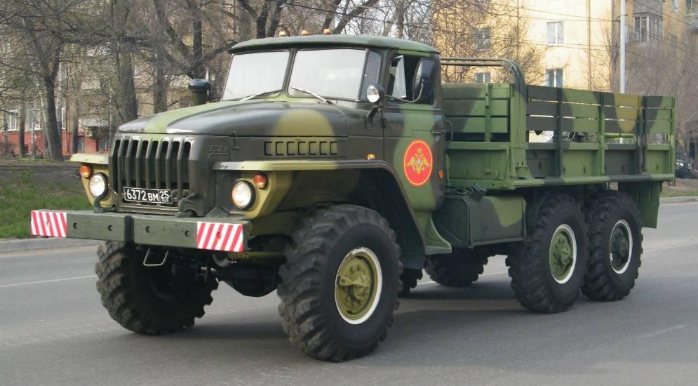 Колеса войны. на каких автомобилях сейчас ездит российская армия