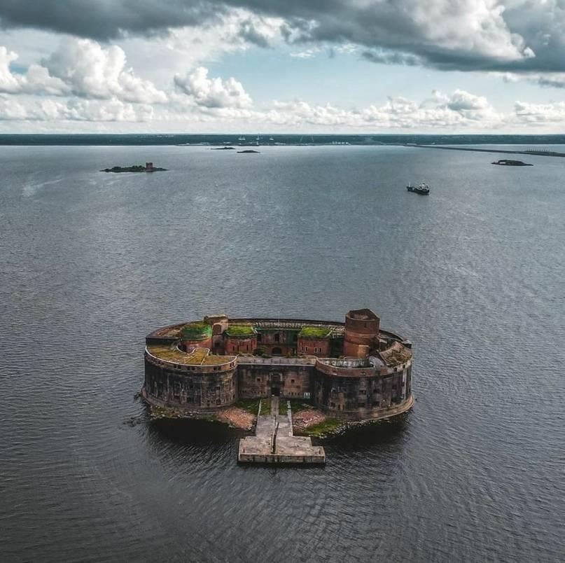 Форты кронштадта: история, фото, экскурсии