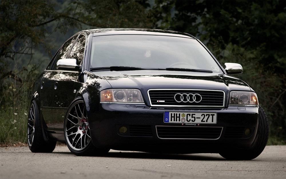 Audi a6 c5 (1997 - 2004) - былое в прошлом