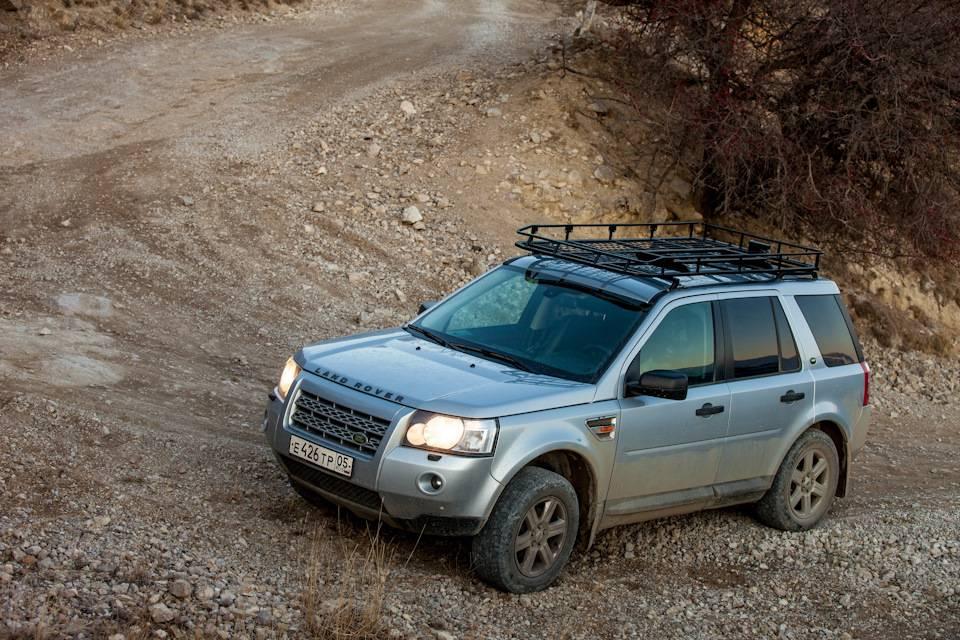 Land rover freelander 2 (2006-2014) – второй шанс