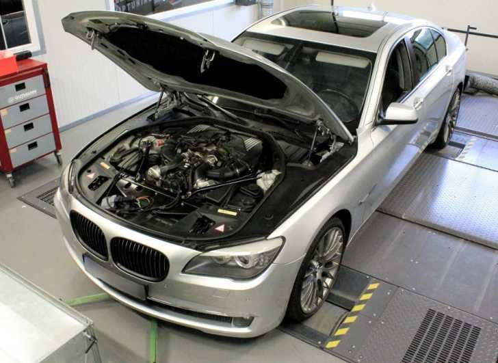 Лишние лошадки: опасный и бессмысленный чип-тюнинг атмосферных моторов; – автомобильный журнал