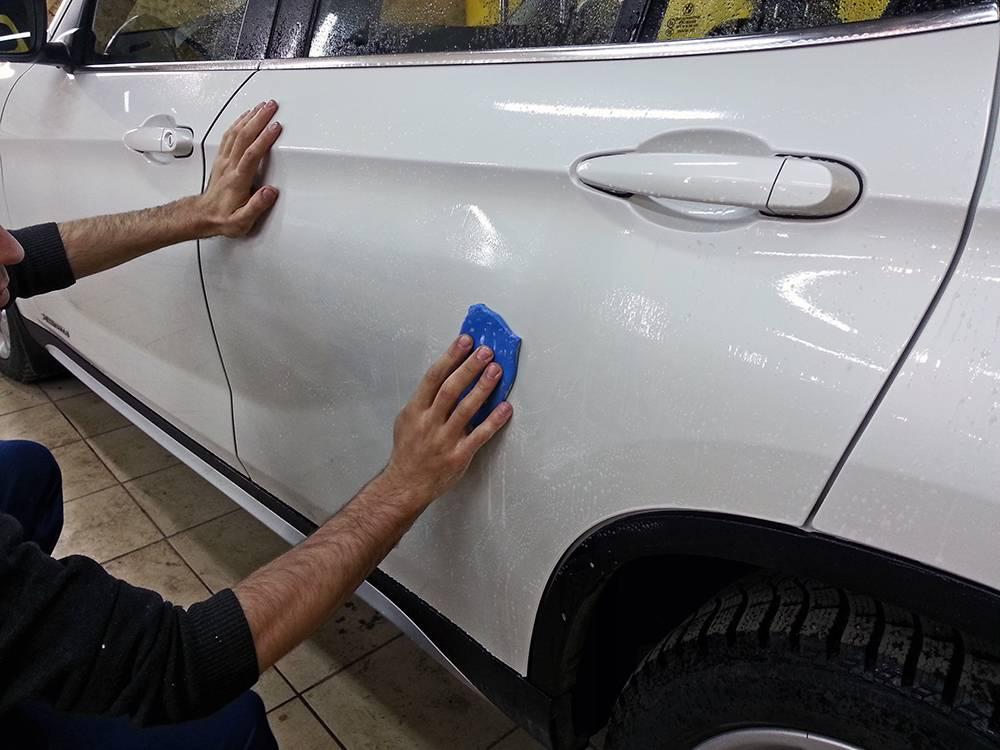 Что такое жидкое стекло и как покрыть автомобиль: технология, плюсы и минусы