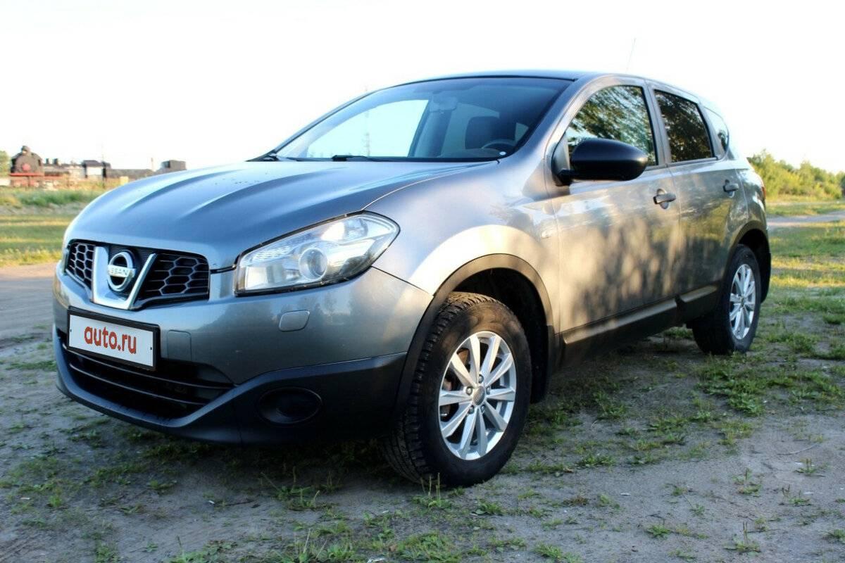 На вторичке появился обновленный Nissan Qashqai