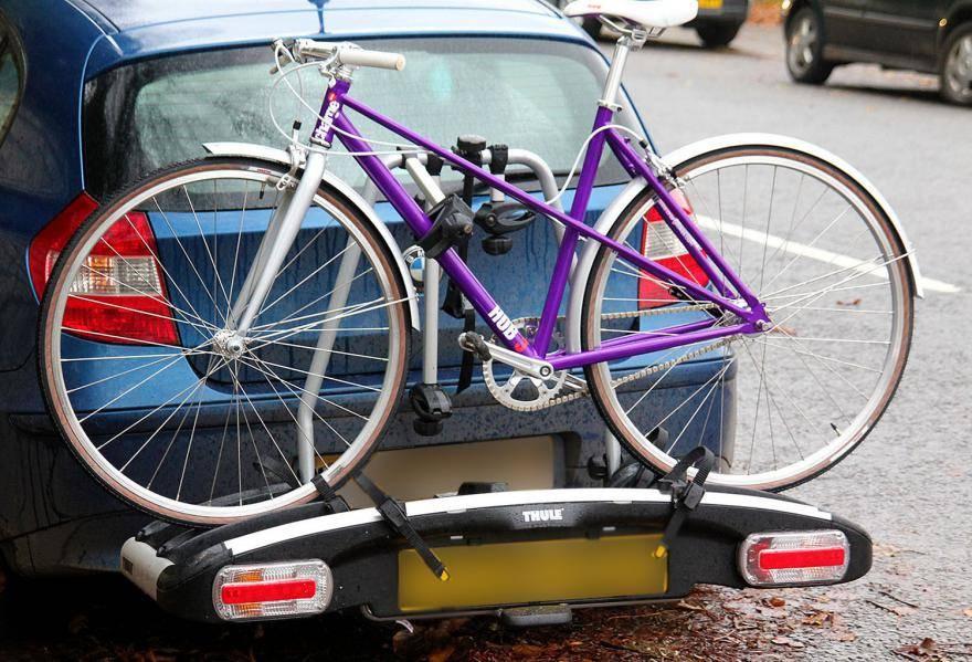 Перевозка велосипедов на автомобиле, варианты, их плюсы и минусы