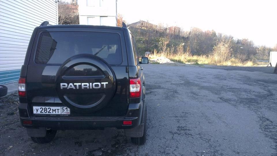 Установка колес 33 диаметра на уаз патриот