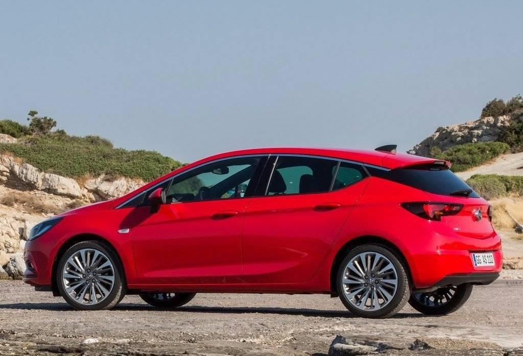 Opel astra 2016 - 2019 - вся информация про опель астра k поколения