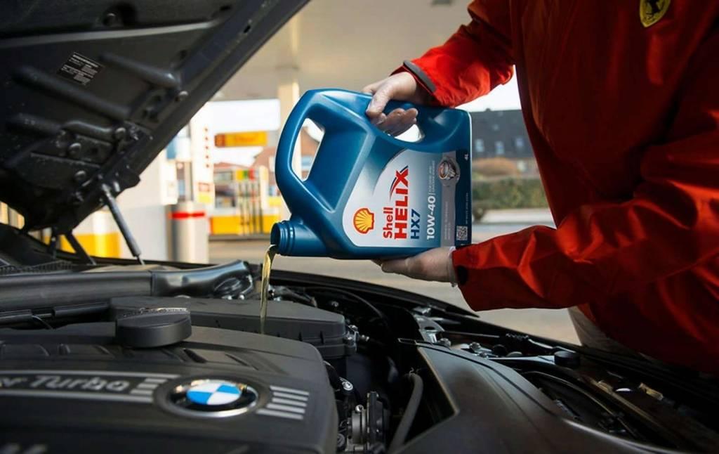 Как понять что масло в двигателе горит
