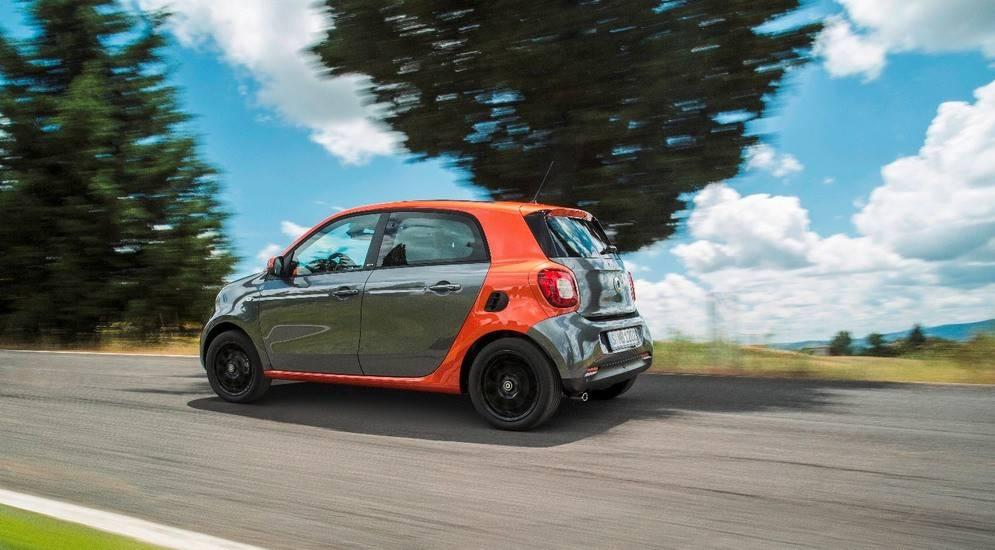Smart forfour и компания: выбираем маленький автомобиль за большие деньги | хорошие немецкие машины / опель по-русски  /  обзоры opel  / тест — драйвы opel