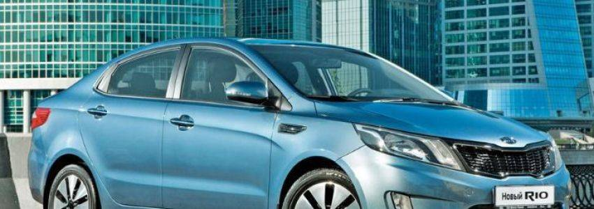 KIA Rio IV: плюсы и минусы корейского авто в отзыве реального владельца