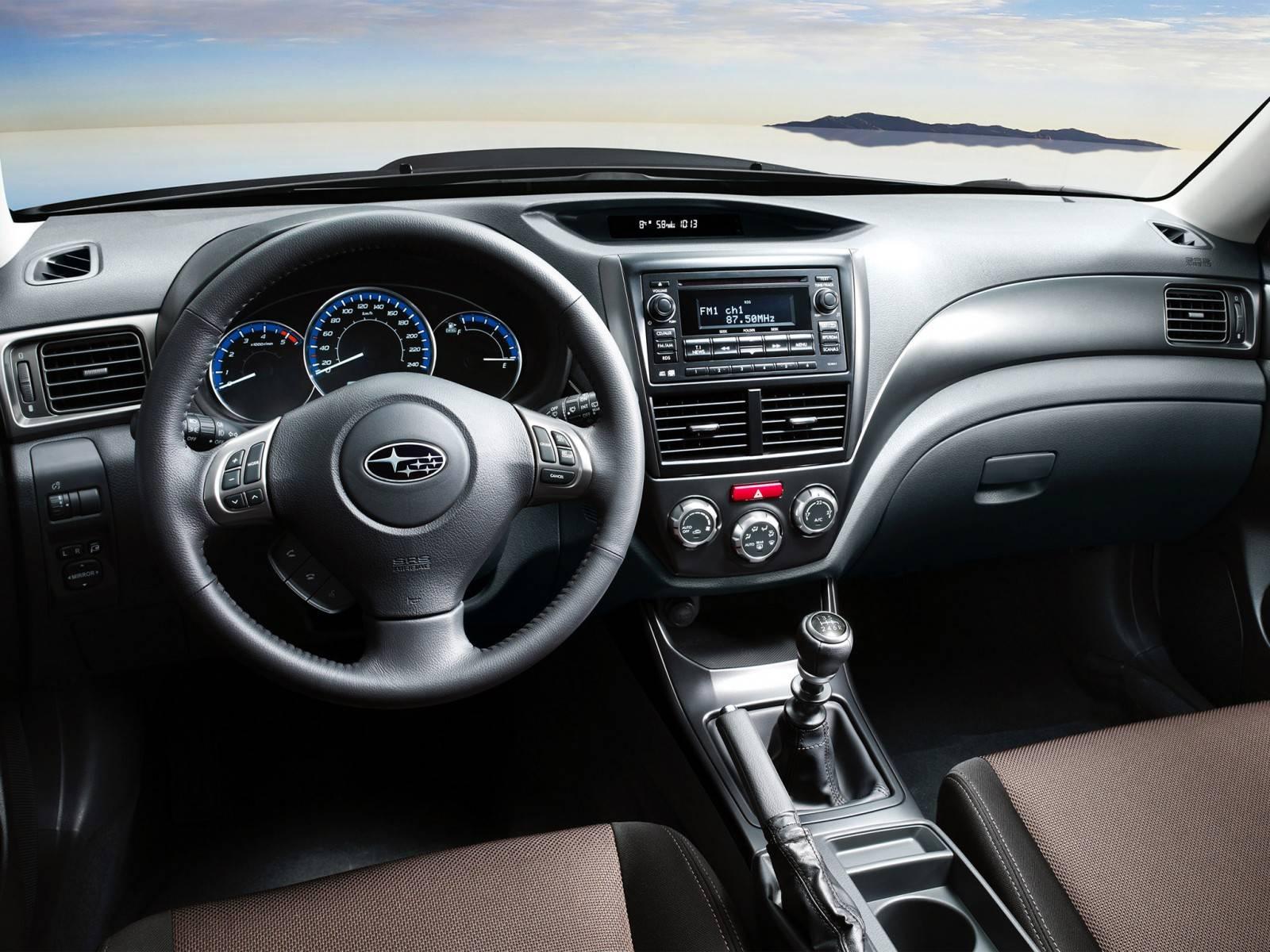 Много шума — и ничего: почему не стоит покупать Subaru Impreza III поколения