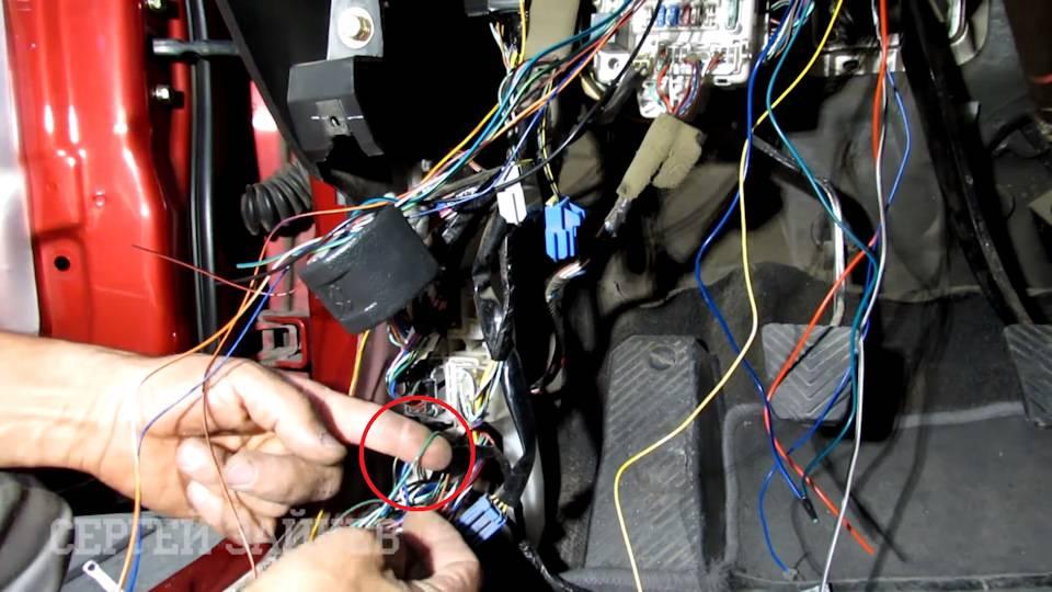 Как отключить сигнализацию на машине полностью, чтоб завелся двигатель, включить после отключения?