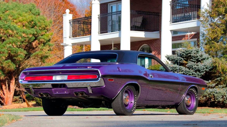 1968 dodge hemi dart - muscle cars