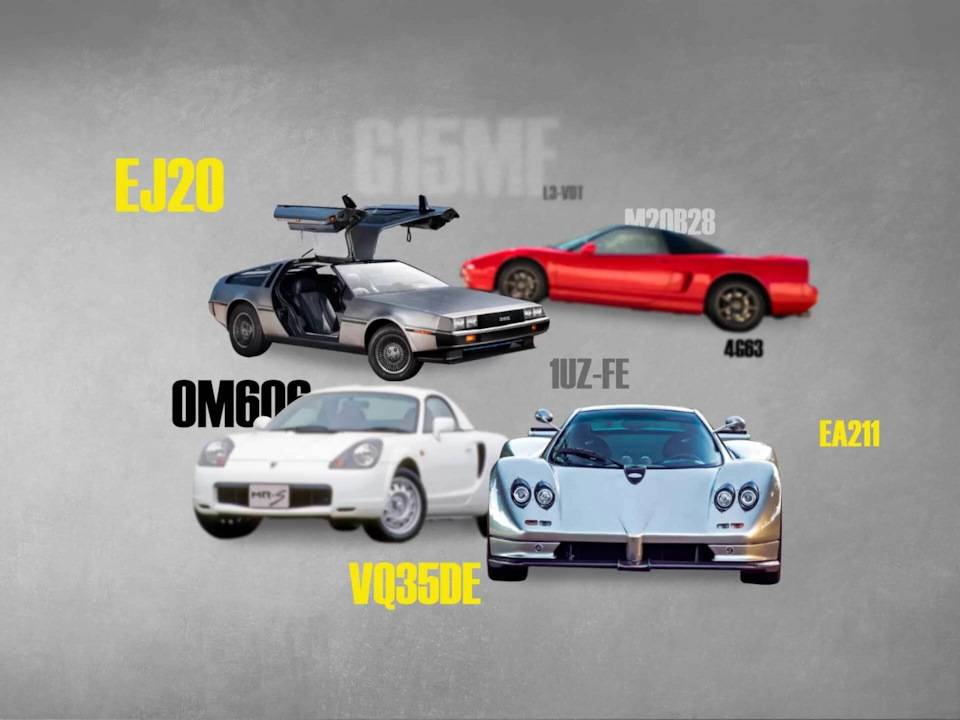7 легендарных двигателей