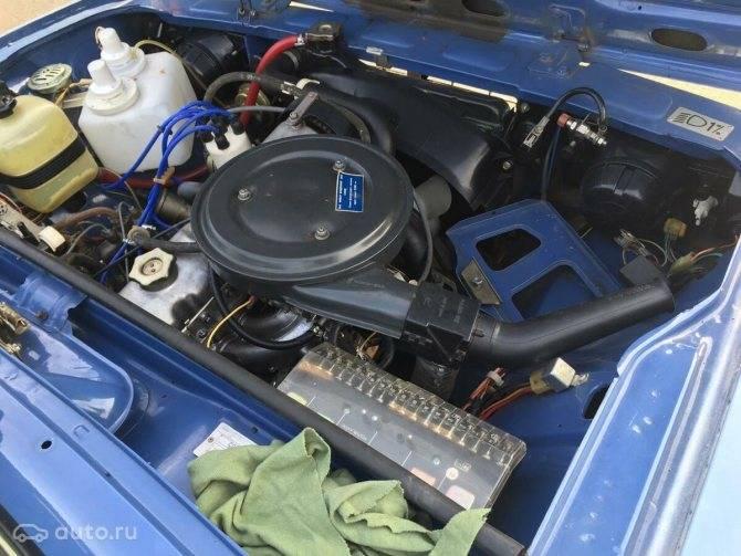 Дизельный двигатель ваз 341