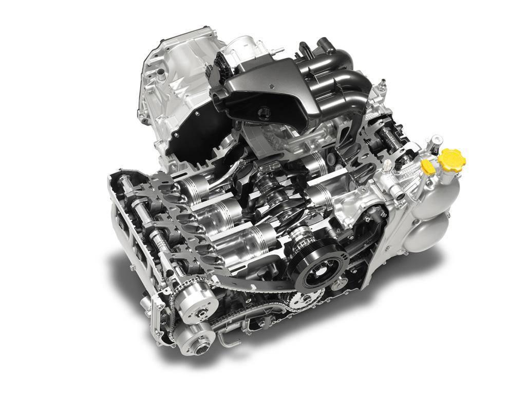 Что такое оппозитный двигатель, его преимущества и недостатки | dorpex.ru