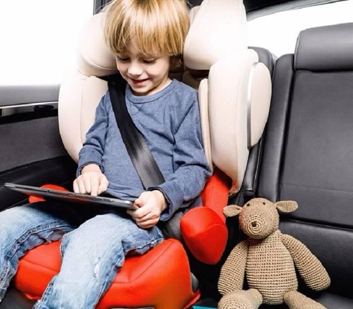 5 опасных аксессуаров для детей в машине – риски для здоровья и жизни