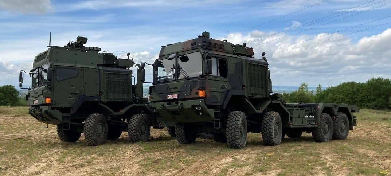 Вероятный противник: военные грузовики европы. послевоенные американские армейские грузовики