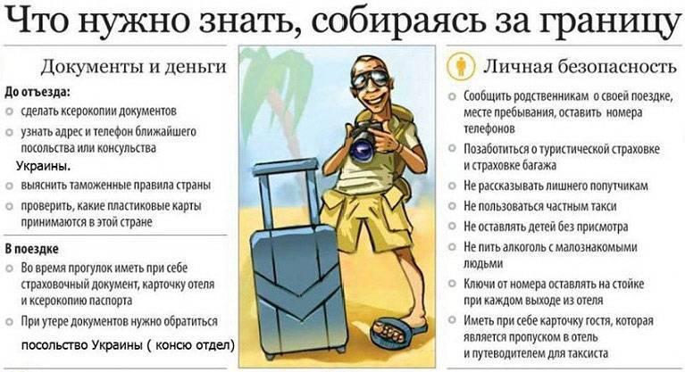 ⭐ за границу на машине, документы и страховка для выезда за границу в 2021 году