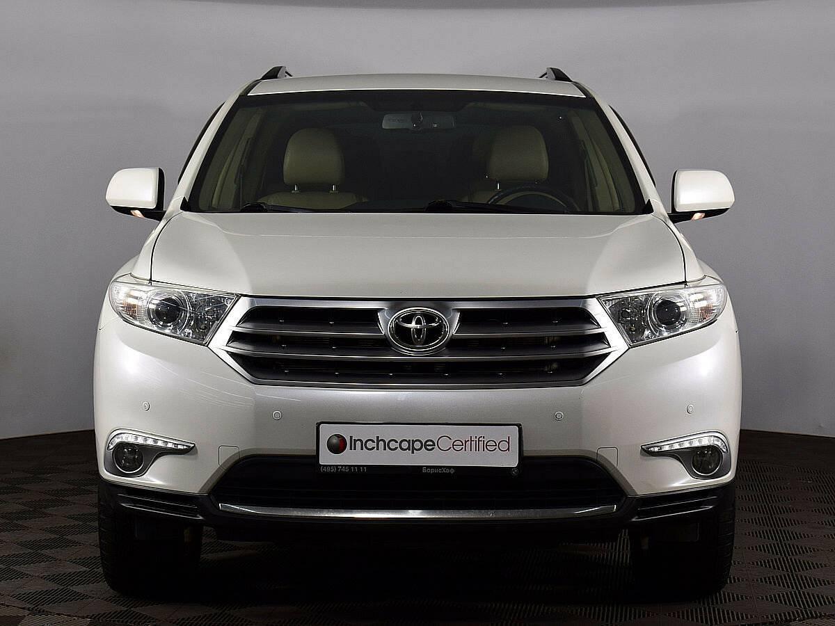 Почему не стоит покупать Toyota Highlander II поколения