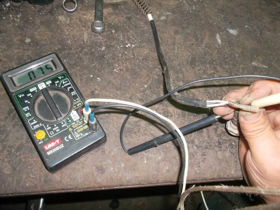 Как проверить датчик кислорода (лямбда-зонд) мультиметром – шаг за шагом