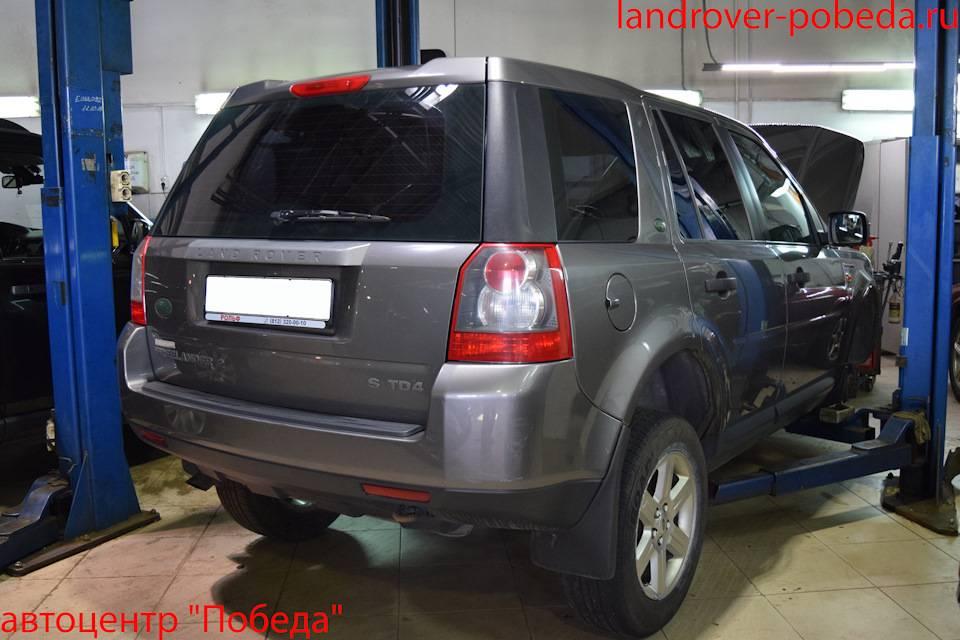 Land rover freelander 2 - проблемы и неисправности