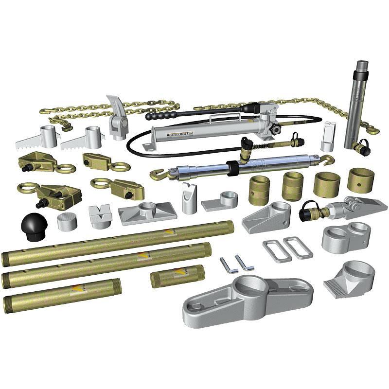 Инструменты для кузовного ремонта автомобилей - как правильно выбрать