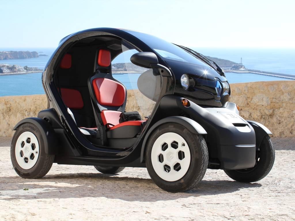 Renault выпустила ультрабюджетный электромобиль для европы