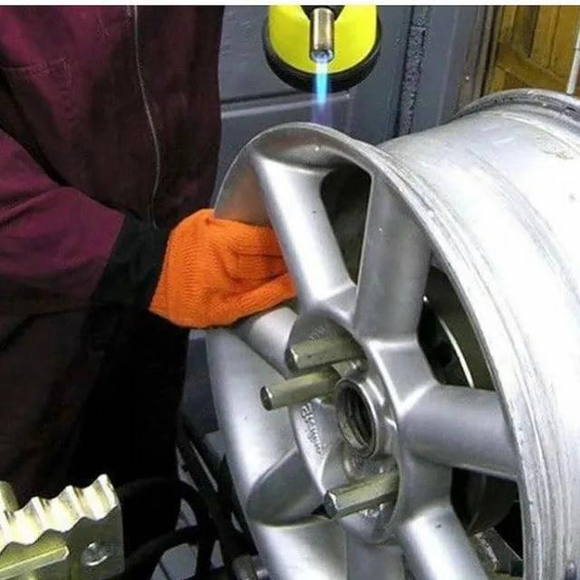 Балансировка колес своими руками по старинке, на станке и гранулами: как проверить » автоноватор