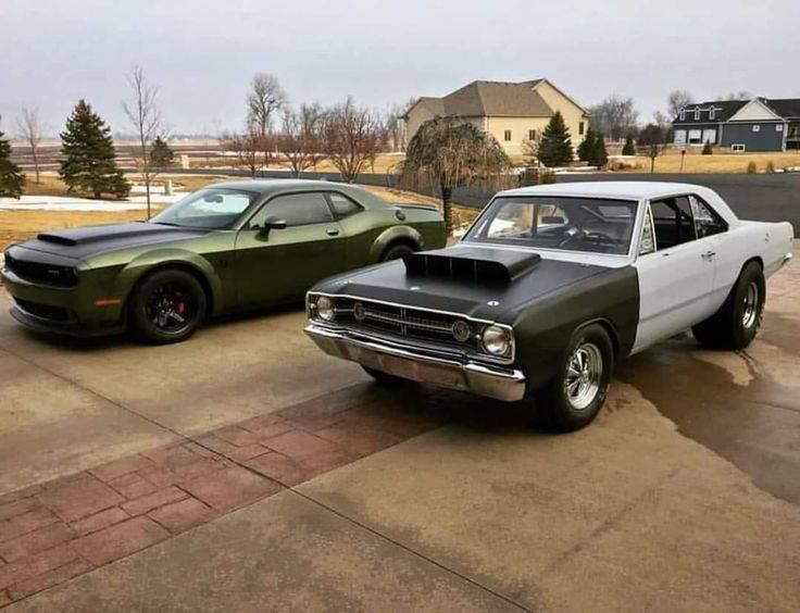 Dodge charger daytona и plymouth superbird: быстрейшие автомобили nascar 70-х