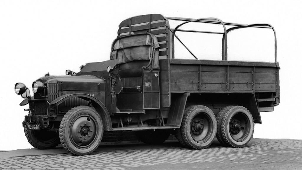 Бронеавтомобиль lanchester