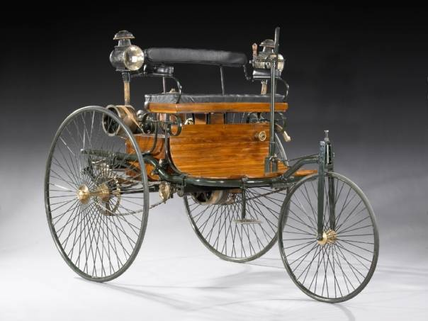 Как на самом деле был устроен первый автомобиль.