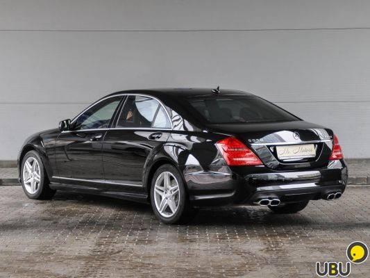 Mercedes s-class (w221 / 2005-2013) – последний поклон