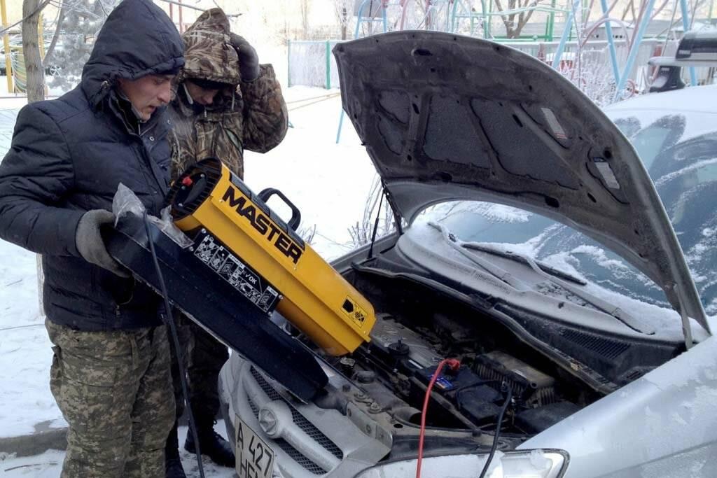Запуск двигателя в мороз: рекомендации, советы