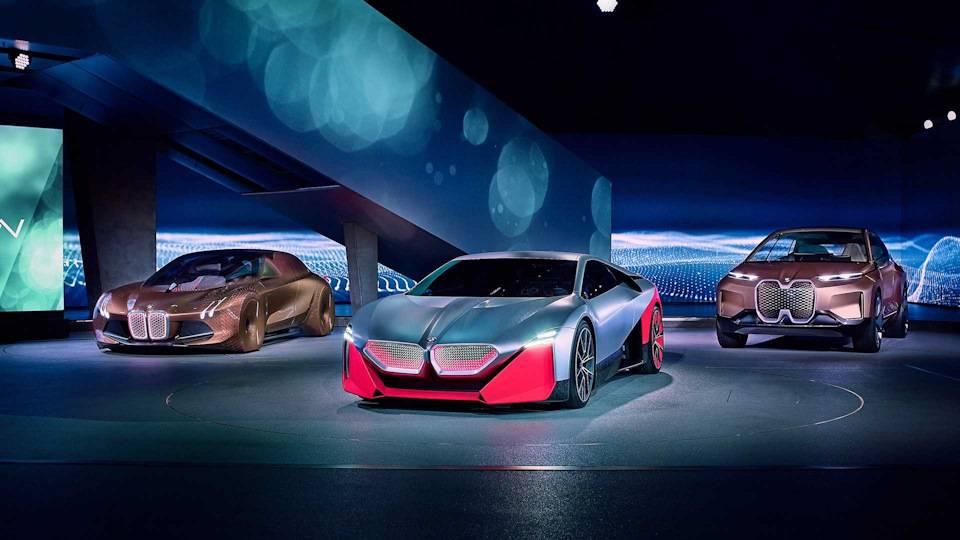 Как крупнейшие автоконцерны переходят на выпуск электромобилей   рбк тренды