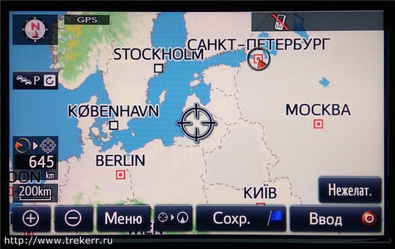 Gps карта мира garmin nroute