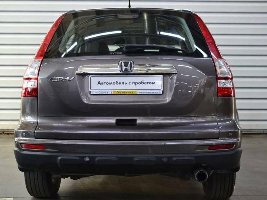 Honda cr-v 3 - проблемы и неисправности