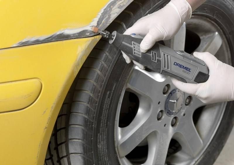 Три рабочих метода удаления ржавчины с кузова автомобиля, а так же рейтинг средств для удаления коррозии