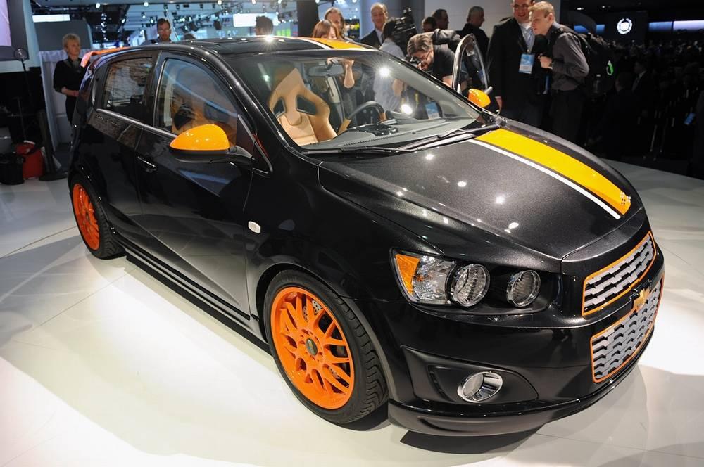 Chevrolet aveo t300: обновленный «sonic»   krosavto.ru
