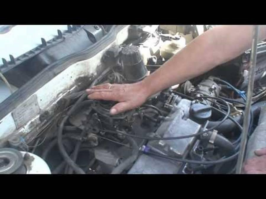 Стук клапанов на горячем двигателе: причины, ремонт, последствия