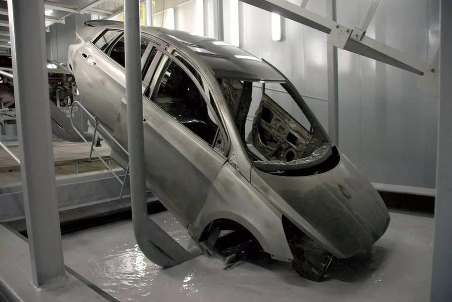 """Какие машины полностью оцинкованы - авто журнал """"гараж"""""""